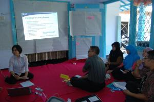 Fasilitasi Pelatihan Efektif Workshop